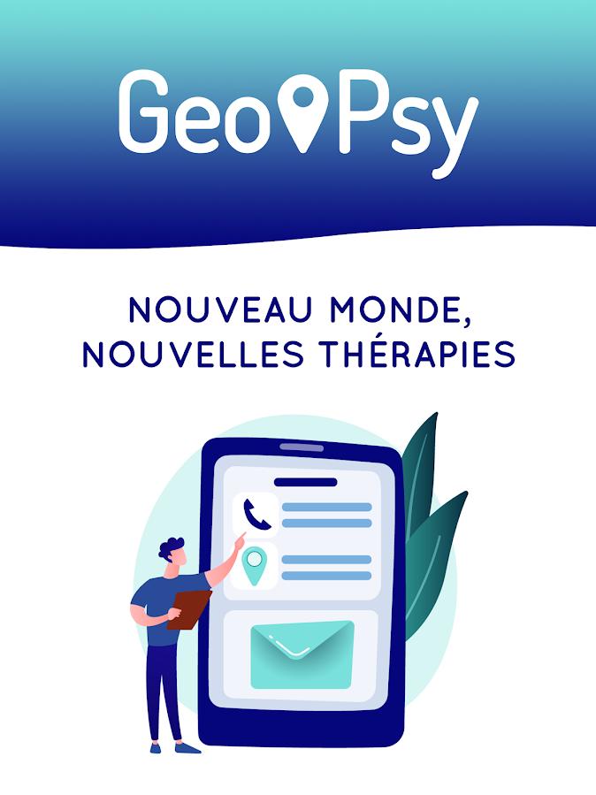 Geo-Psy disponible sur Google Play